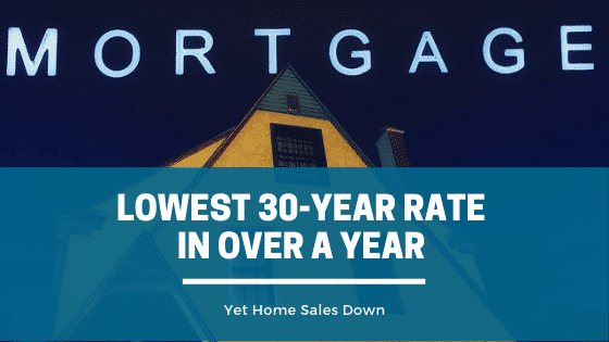 Slow home sales despite low interest rates. Sell your house fast to Home Scout instead.