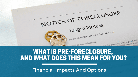What Is Pre-Foreclosure in Denver, And What Does This Mean For You? Call Home Scout to learn more.