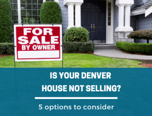 Let Us Help You Sell Your Denver House Today!